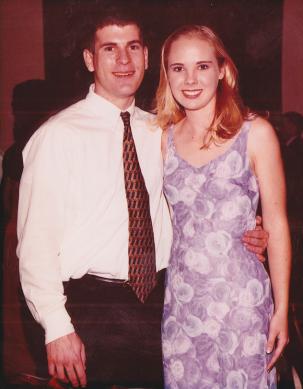Byron & Theresa Nov 1998